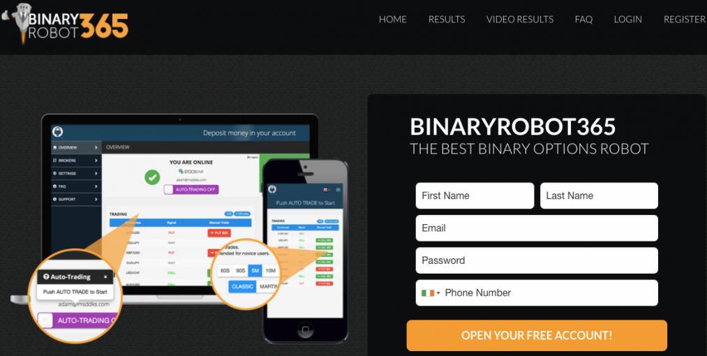 binary robot 365 recensione leitfaden für anfänger zum handel und zur terminologie von kryptowährungen kryptowährungshandel app
